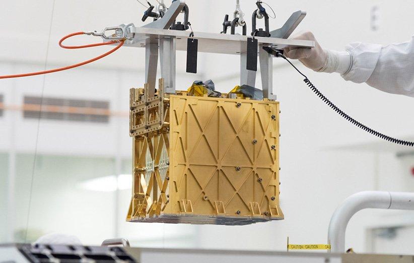 ابزار علمی ماکسی در مأموریت مریخنورد پشتکار