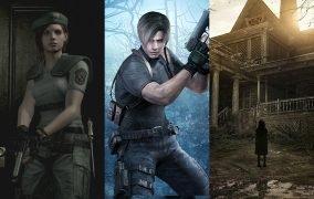 تکامل Resident Evil
