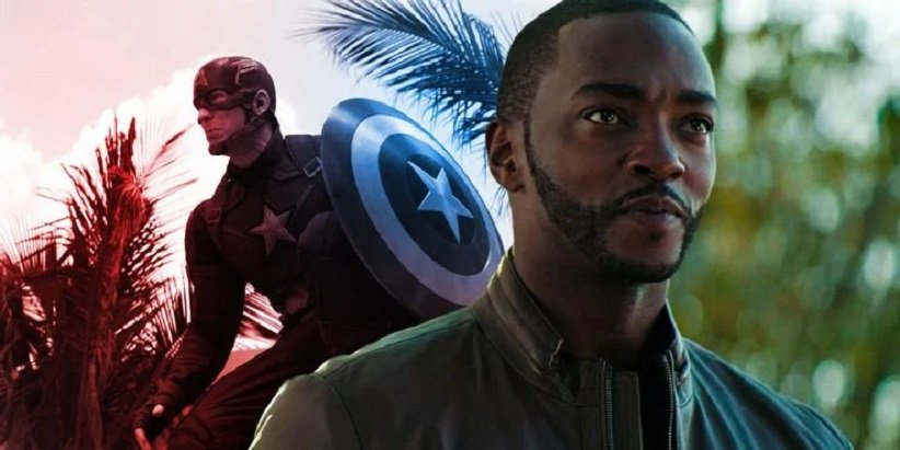 سم و کاپیتان آمریکا