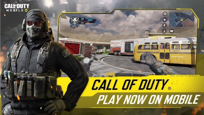 بازی رایگان کال آف دیوتی موبایل