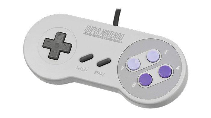 دستهی Super Nintendo