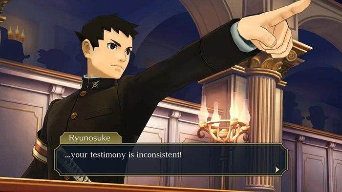 بازی The Great Ace Attorney