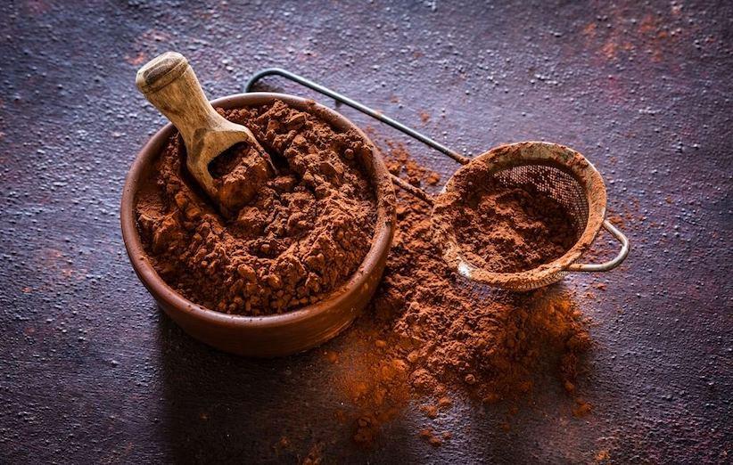 پاک کردن لکهی شکلات و کاکائو