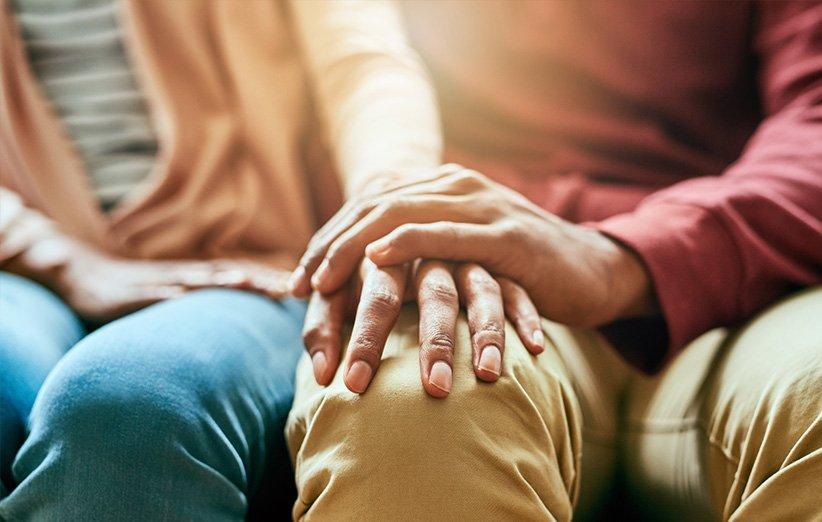 حمایت نزدیکان در درمان افسردگی