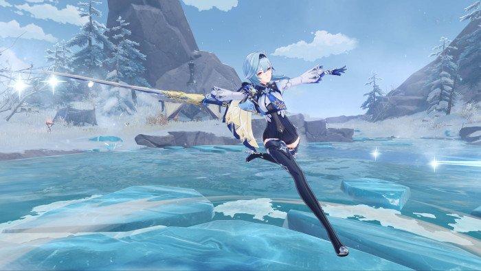 بازی گنشین ایپمکت (Genshin Impact)