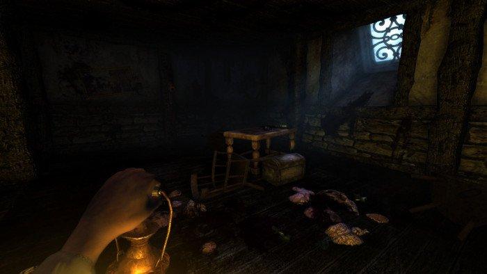 امنیژا: تنزل تاریک (Amnesia: The Dark Descent)