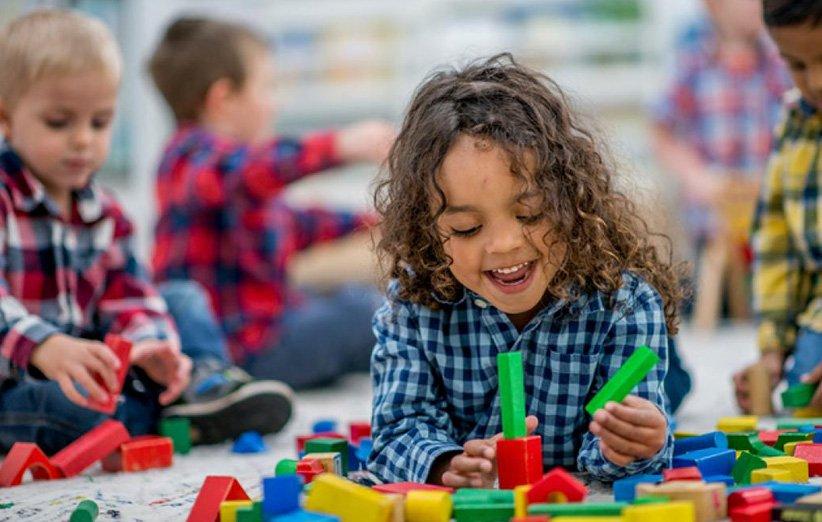 اهمیت بازی کردن برای کودکان