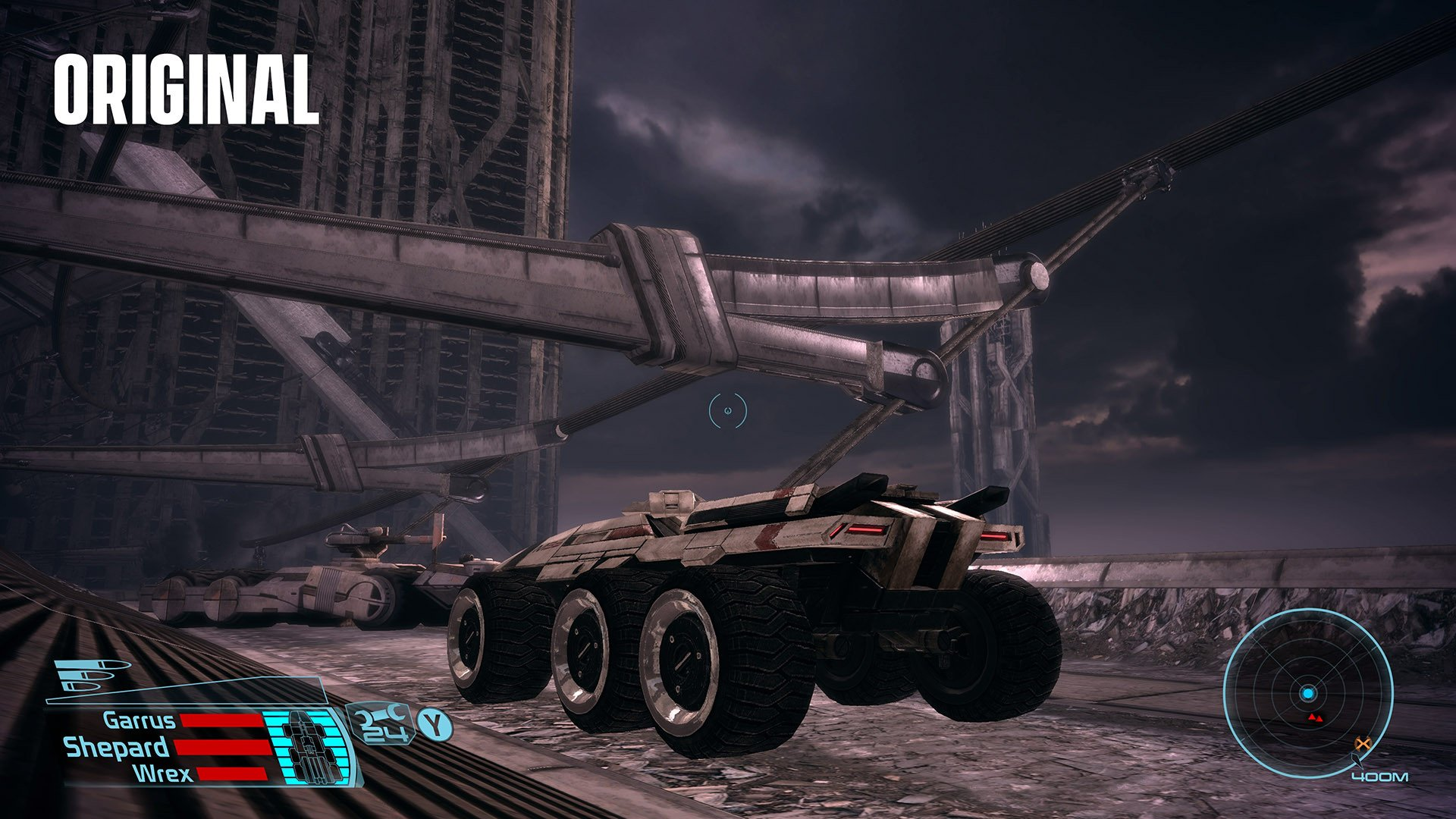 بازسازی مس افکت (Mass Effect Legendary Edition)