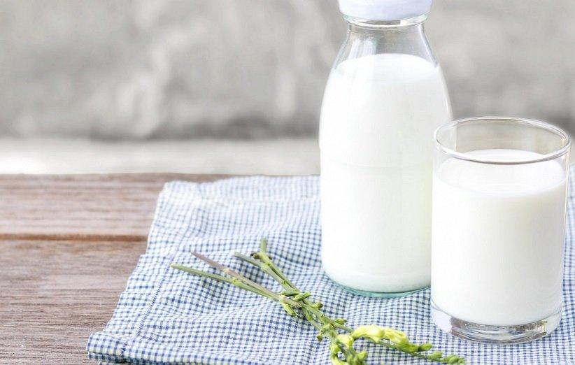 شیر و ماست برای آفتابسوختگی
