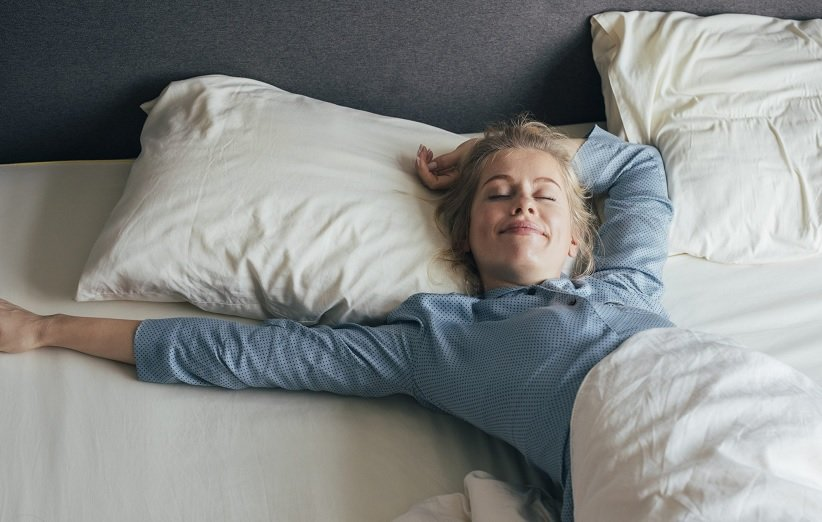 خوابیدن و روحیه خوب