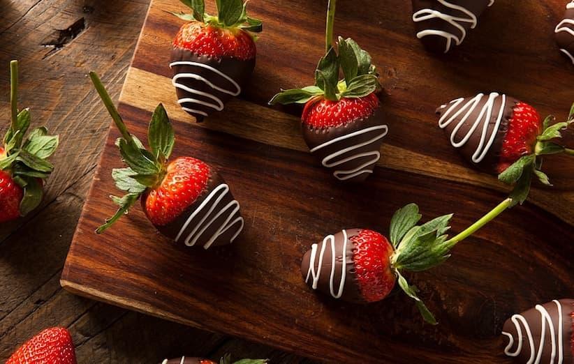 آشپزی با توتفرنگی - دسر