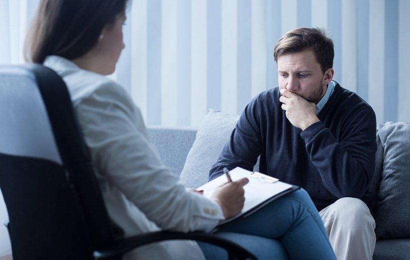 روانپزشک و بیمار