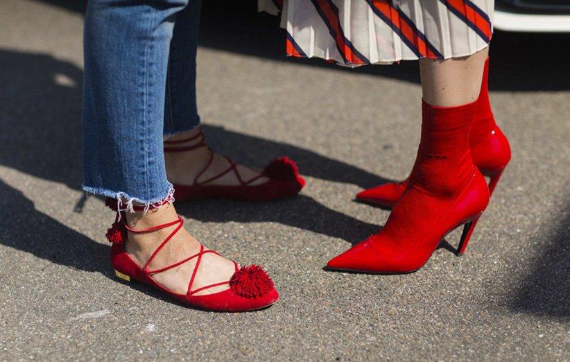 انواع کفشهای زنانه