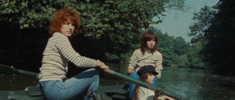 فیلم سلین و ژولی قایقسواری میکنند