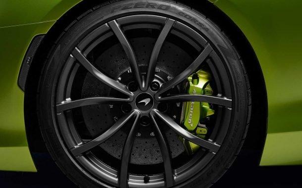چرخ خودروی سوپراسپرت مکلارن آرتورا 2022