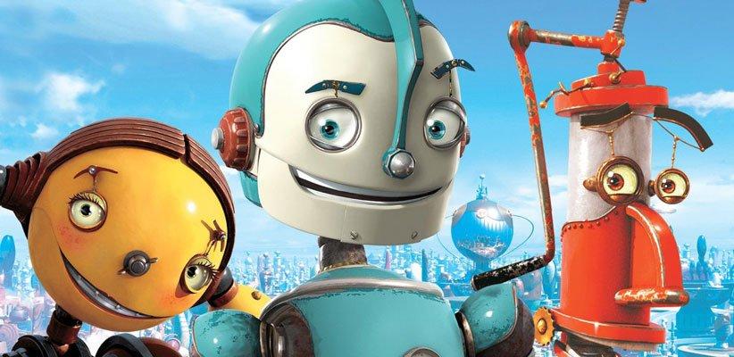فیلم روبات ها
