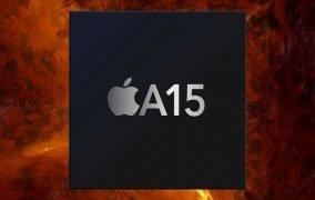 چیپست A15