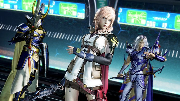 بازی Dissida Final Fantasy NT