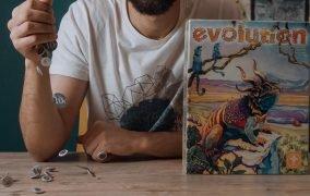 بردگیم Evolution