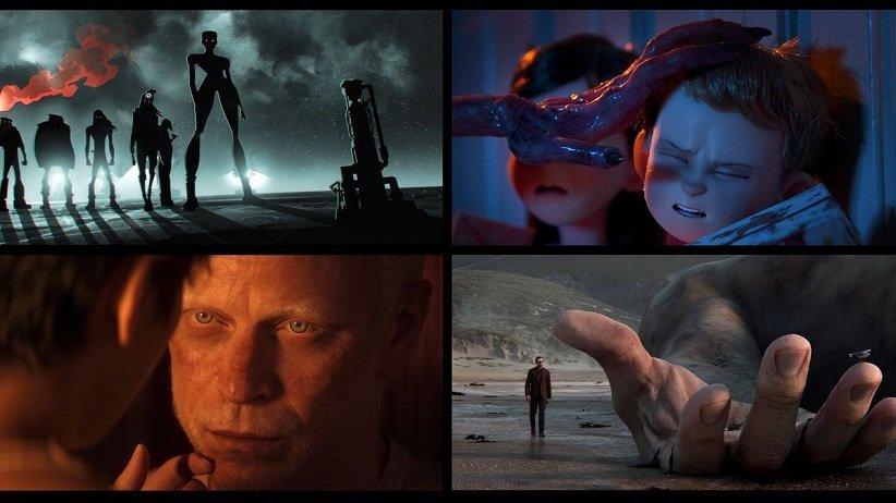 فصل دوم عشق، مرگ و روباتها