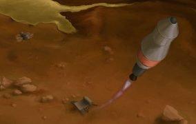 مأموریت بازگردانی نمونه سنگ و خاک و مایع از تیتان قمر زحل