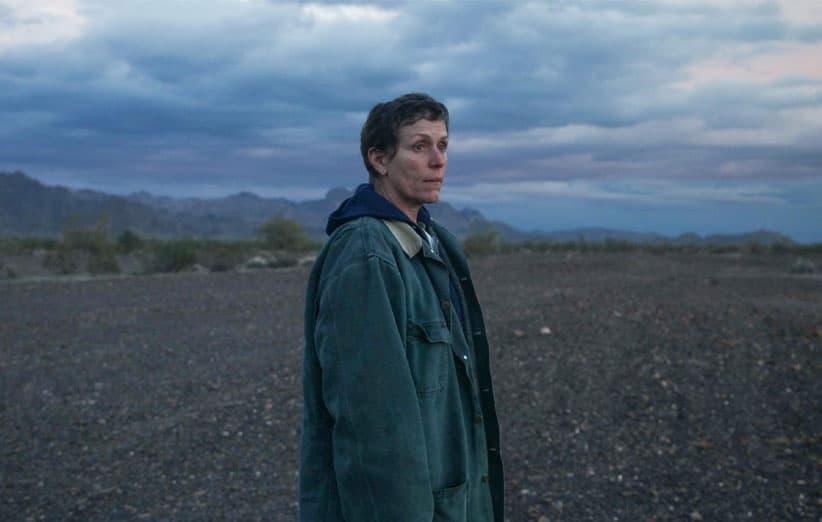 فرانسیس مک دورموند در فیلم سرزمین خانهبهدوشها