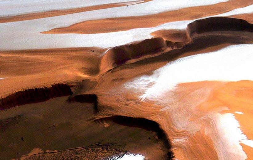 یخچالهای طبیعی احتمالی جدید در مریخ