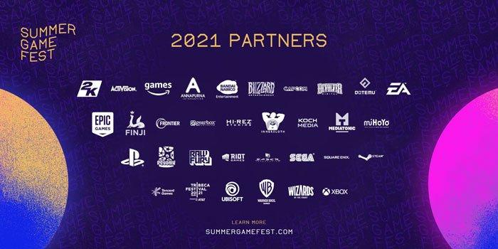 رویداد Summer Game Fest