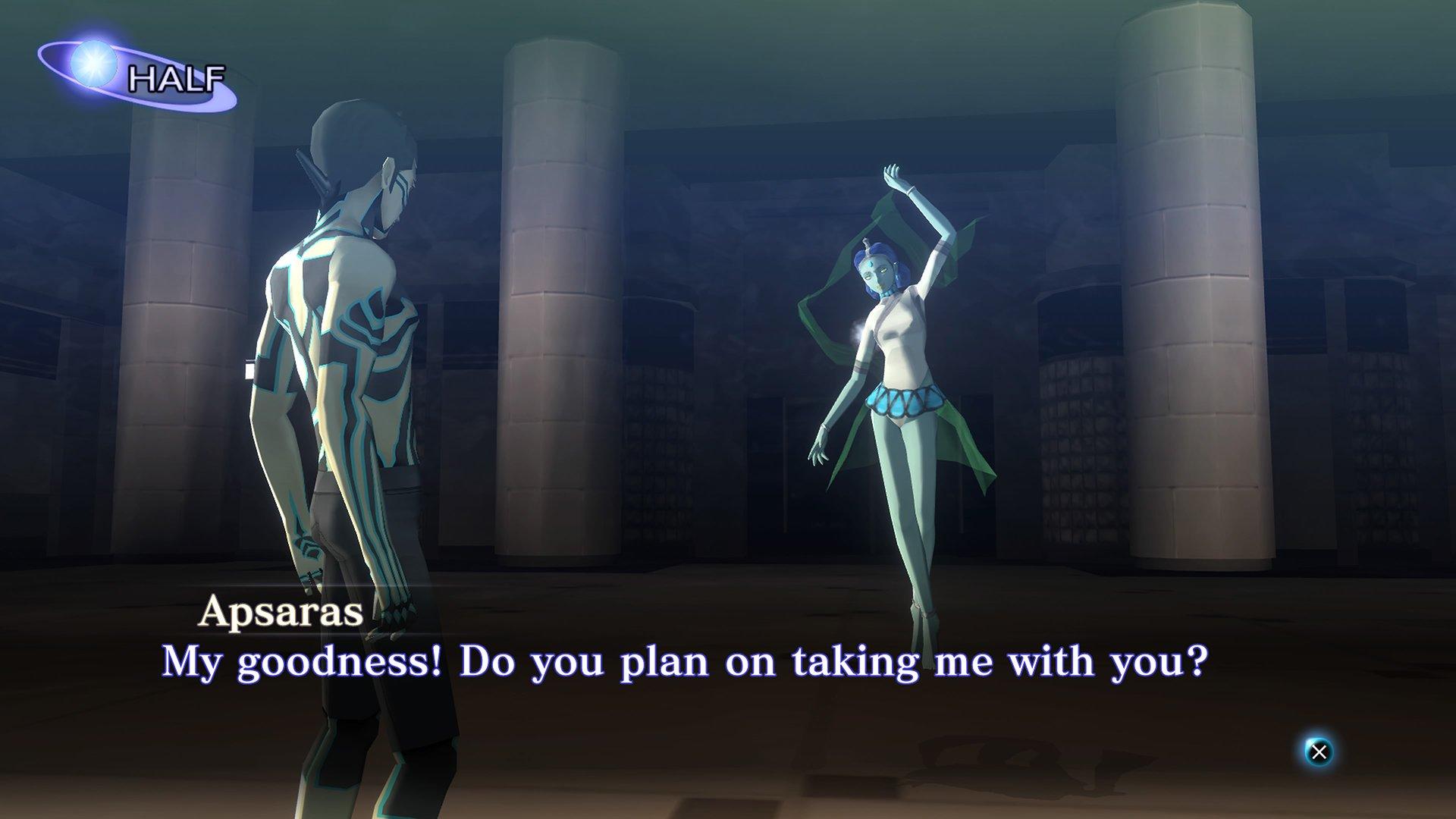 بازی Shin Megami Tensei III HD