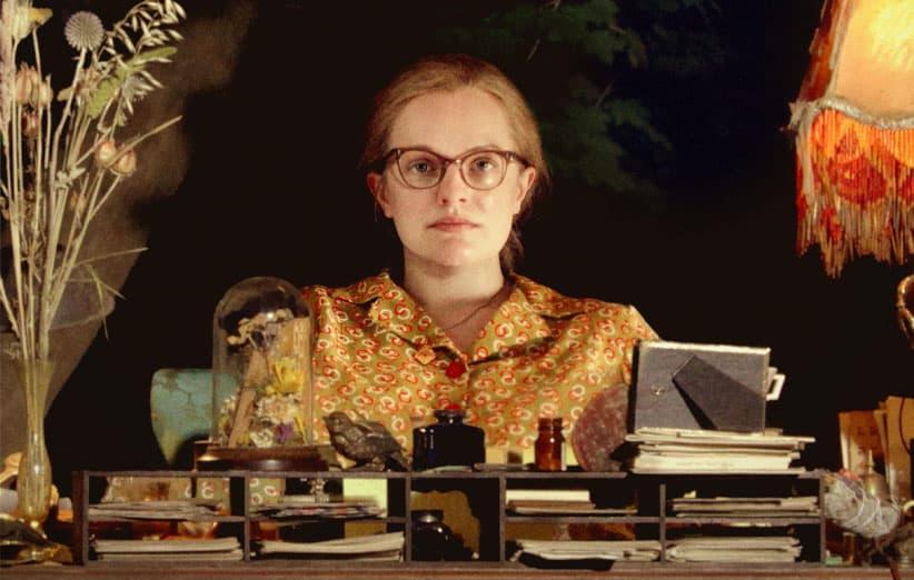 الیزابت ماس در فیلم شرلی