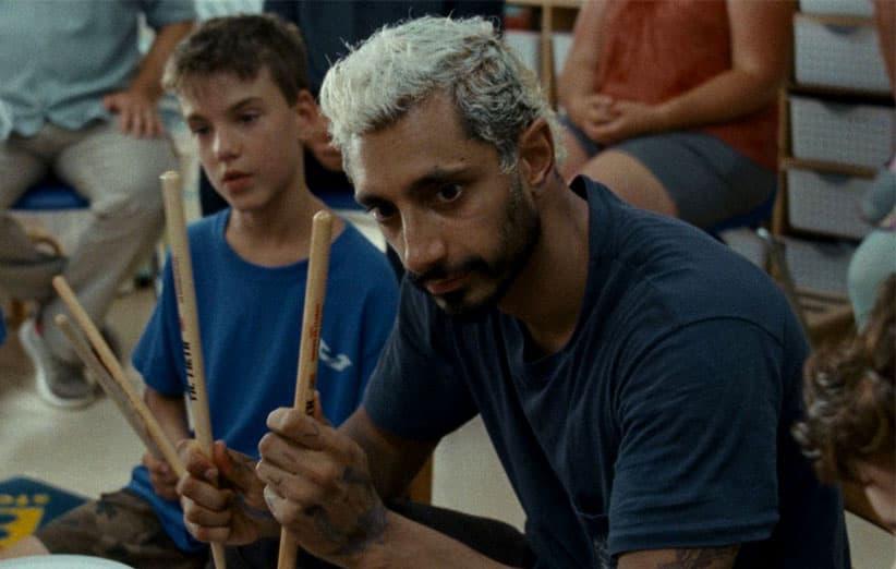 ریز احمد در فیلم صدای متال