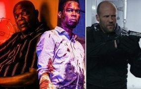 فیلم خشم مردانه و مارپیچ
