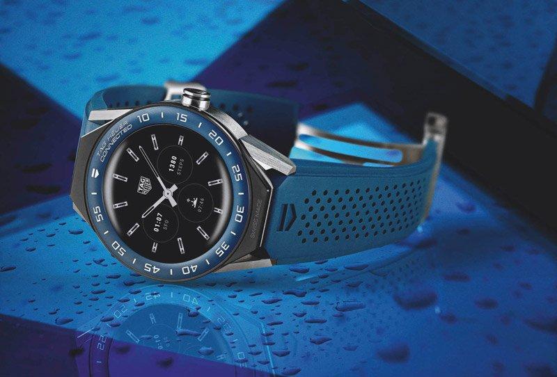 ساعت هوشمند TAG Heuer