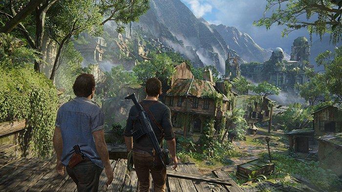 بازی Uncharted 4 A Thief's End