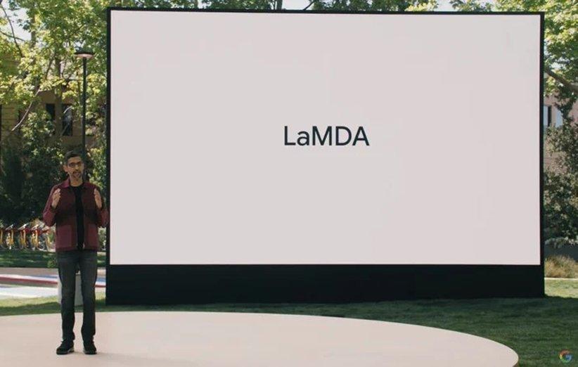 گوگل LaMDA