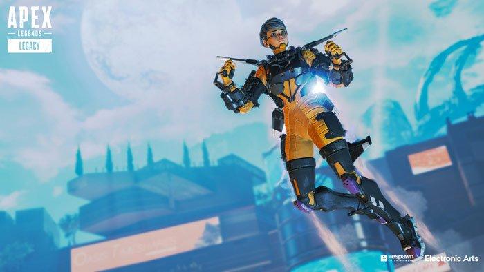 شخصیت والکری در بازی ایپکس لجندز