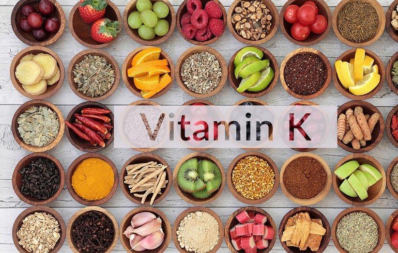 همه چیز دربارهی ویتامین K