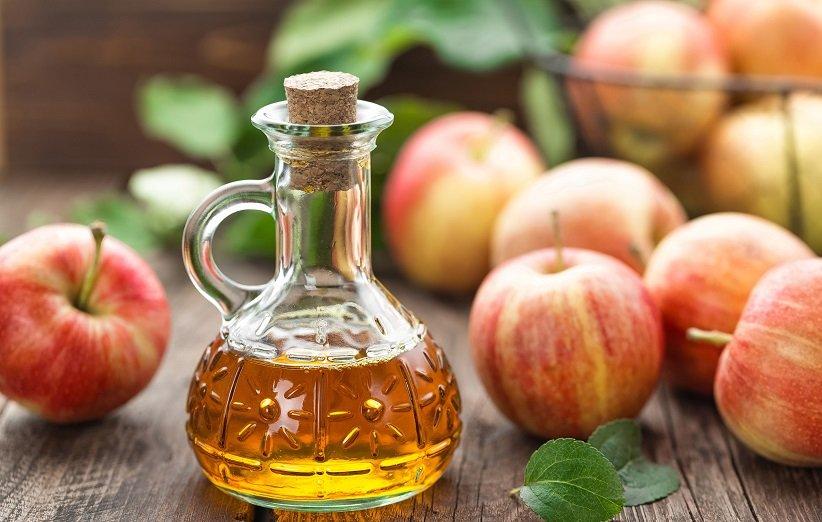 سرکهی سیب برای تسکین درد سنگ کلیه