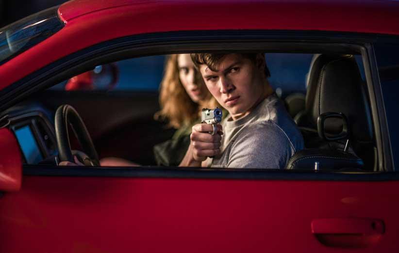 فیلم بیبی راننده