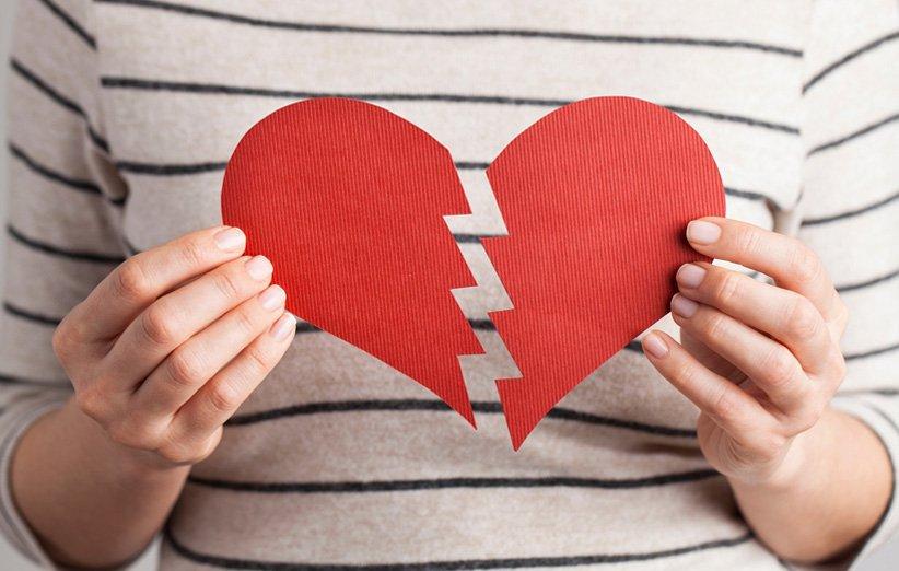 پایان یک رابطهی عاطفی