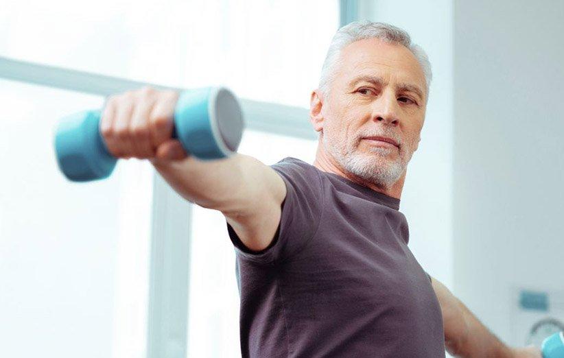 ورزش بعد از ۴۰ سالگی