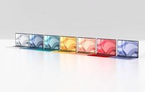 مکبوک ایر در رنگهای مختلف