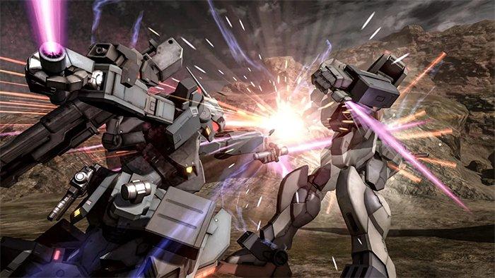 بازی Mobile Suit Gundam