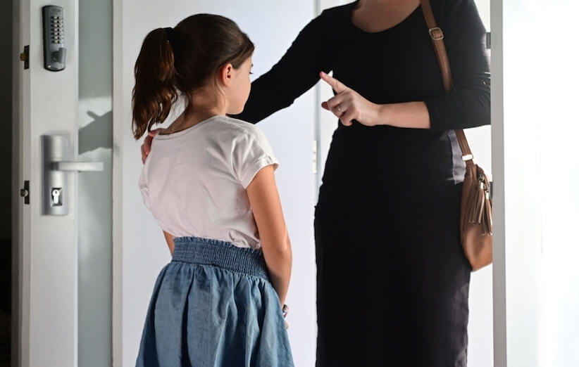 تربیت فرزندان - سختگیر نباشید