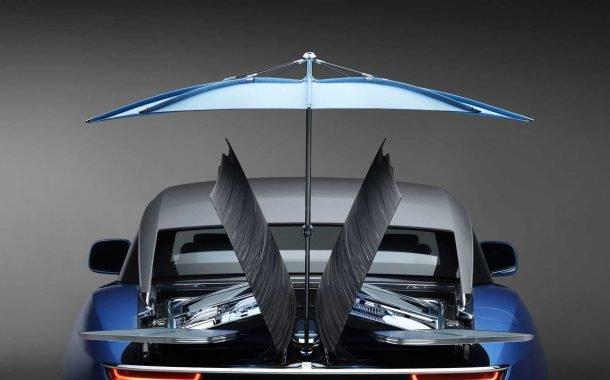 رولز رویس Boat Tail