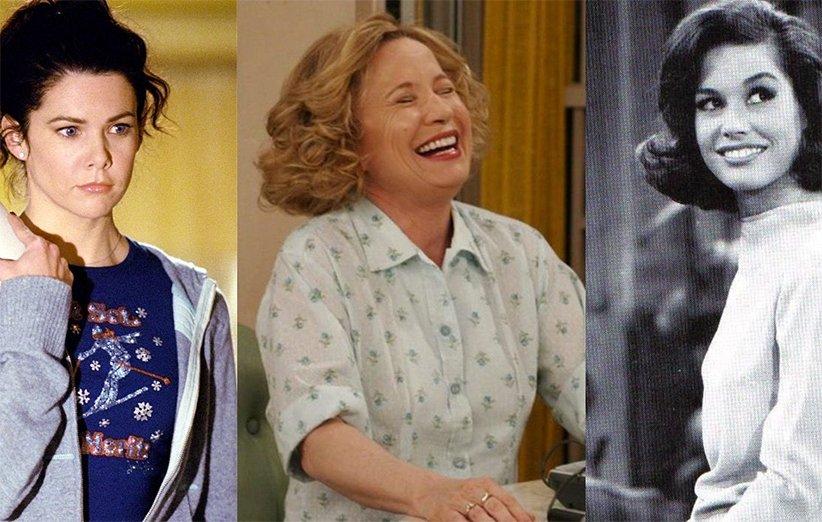 بهترین مادرها در سریال های تلویزیون