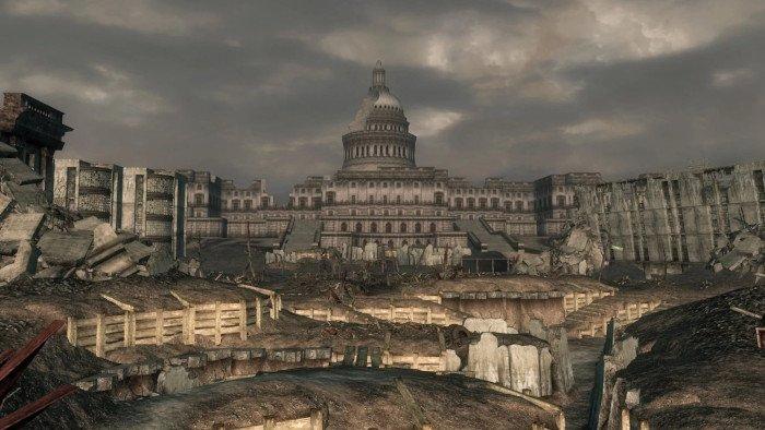 واشنگتن دی سی / Fallout 3