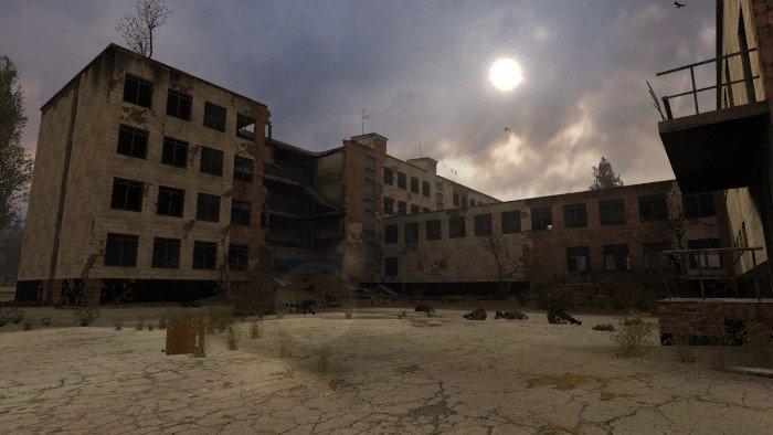 پریپیات، اوکراین / S.T.A.L.K.E.R.: Call of Pripyat