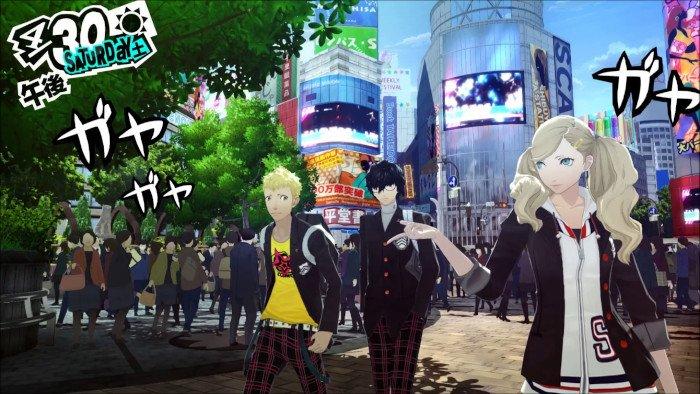 توکیو، ژاپن / Persona 5