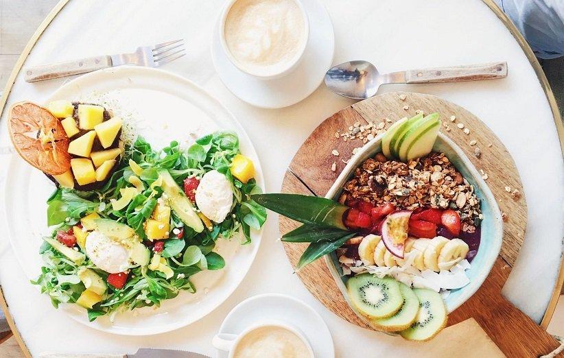 صبحانهی گیاهی